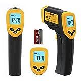 Termómetro láser Etekcity Lasergrip 774 (ETC 8380) alarma de temperatura, infrarrojos sin contacto, -58 ~ + 716 + »- + - + F, 12: 1 D: S.