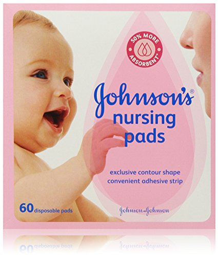 Johnson's Baby Nursing Pads, 60 Count