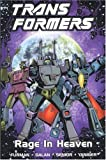 img - for Transformers Rage in Heaven book / textbook / text book