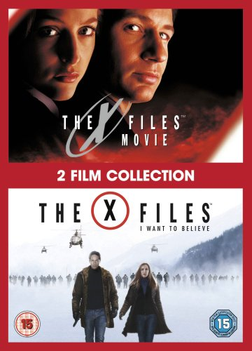 X-Files: Fight The Future/I Want To Believe [DVD]