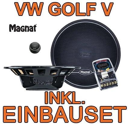 Golf 5-haut-parleur avant-magnat pro selection 216-16 cm-lot de 2 haut-parleurs 2 voies