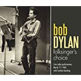 Folksinger's Choiceby Bob Dylan