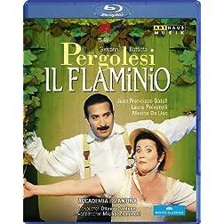 Pergolesi: Il Flaminio [Blu-ray]