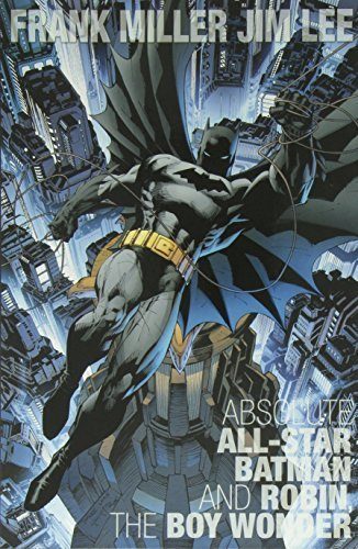 Absolute All-Star Batman And Robin, The Boy Wonder by Frank Miller (2014-07-08)