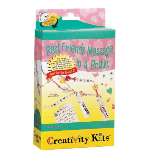 Creativity Kits-Best Friends Message In Bottles