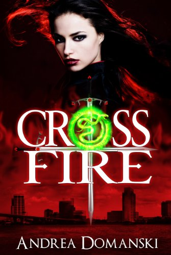 Crossfire by Andrea Domanski ebook deal