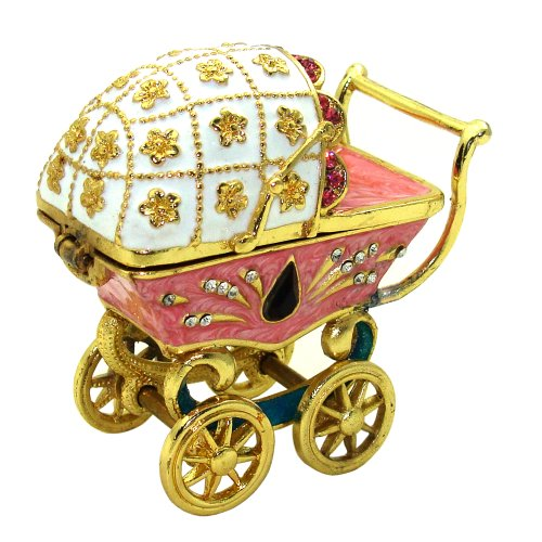 Crystal Baby Carriage