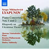 Piano Concertos Nos. 1 and 2by Tsintsabadze; Russian...