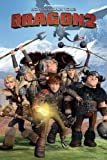 "How To Train Your Dragon 2 - Movie Poster (The Cast) (Size: 24"" x 36"")"