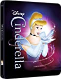 Cinderella: Diamond Edition Blu-ray Steelbook : Zavvi Exclusive w/ Gloss Finish Limited to 4,000 copies, Region Free UK Import