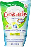 Cascade Actionpacs With Extra Bleach Action Lemon Scent Dishwasher Detergent 16 Count
