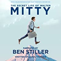 Free: The Secret Life of Walter Mitty (       UNABRIDGED) by James Thurber Narrated by Ben Stiller