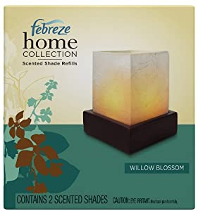 Febreze Home Collection Flameless Luminary Refill-Willow Blossom-2 count at Sears.com