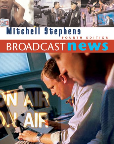 Broadcast News (with InfoTrac) (Wadsworth Series in...