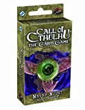 Call of Cthulhu the Card Game: Never Night Asylum Pack (Living Card Game)