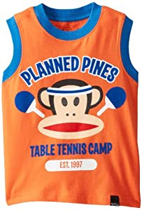 Paul Frank Boys 2-7 Toddler Table Tennis Muscle Top by Paul Frank