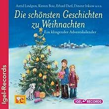 Die schönsten Geschichten zu Weihnachten: Ein klingender Adventskalender (       ungekürzt) von Astrid Lindgren Gesprochen von: Sabine Falkenberg, Jutta Richter, Friedhelm Ptok