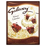 Galaxy Milk Chocolate Advent Calendar, 110 g