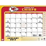 Perfect Timing - Turner 2013 Kansas City Chiefs Desk Calendar, 22 x 17 Inches (8061244) at Amazon.com