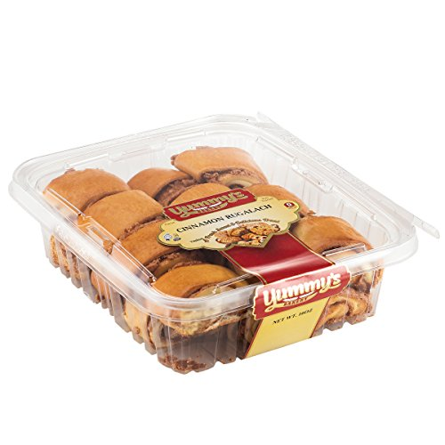 Yummy's Cookies Fresh Baked Homestyle Rugelach - 16 oz. Crescent Filled Pastries - (Cinnamon) (Valentine Cookie Dough compare prices)