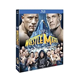 WWE: WrestleMania XXIX [Blu-ray]