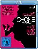 echange, troc Choke - Der Simulant [Blu-ray] [Import allemand]