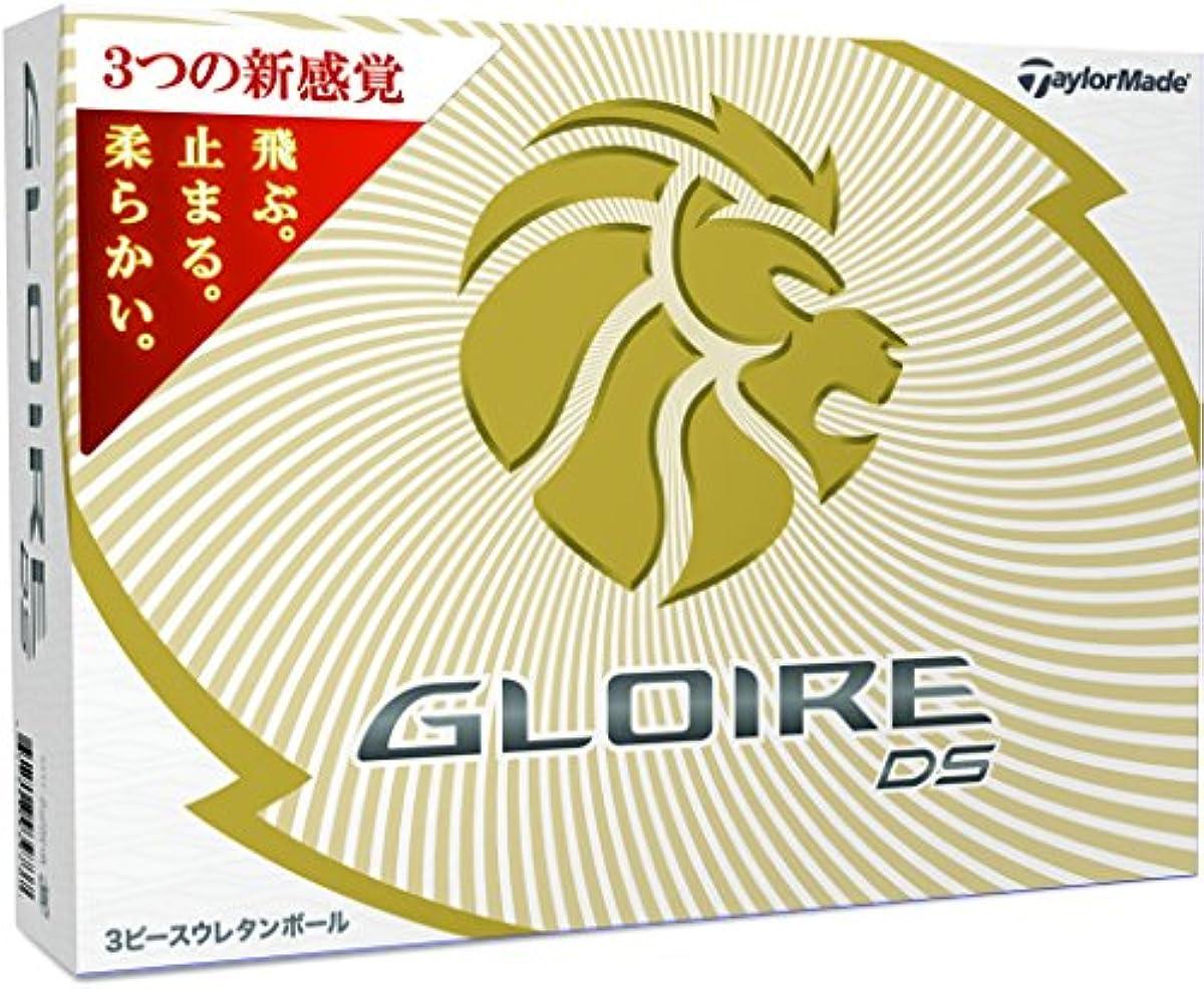 [해외] TAYLOR MADE(테일러메이드) 골프 볼(1다스12개 들이) GLOIRE DS B1321401 화이트 (2015-11-07)
