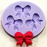 2.5cm tulip flower F0180 Fondant Mold Silicone Sugar mini mold Craft Molds DIY Cake Decorating