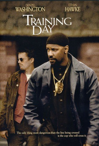 DVD : Training Day (, Dubbed, Dolby, AC-3, Repackaged)