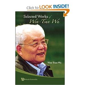 Selected Works Of Wen-Tsun Wu Wen-Tsun Wu