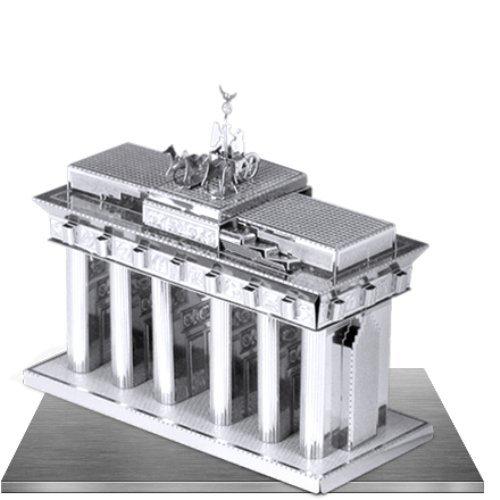 Fascinations Metal Earth 3D Metal Model - Brandenburg Gate - 1