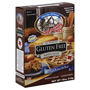 Hodgson Mill All Purpose Baking Flour Gluten Free -- 18 oz