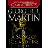 A Game of Thrones 5-Book Bundle: A Song of Ice and Fire Series: A Game of Thrones, A Clash of Kings, A Storm of Swords, A Feast for Crows, and A Dance with Dragons (Song of Ice & Fire)