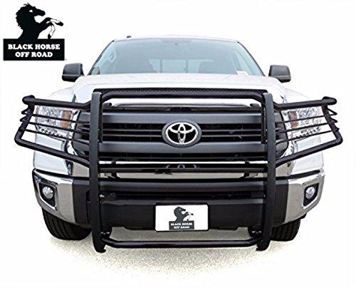 Black Horse Black Grill Guard 08-11 Toyota Sequoia (Toyota Tundra 2013 Grill Guard compare prices)