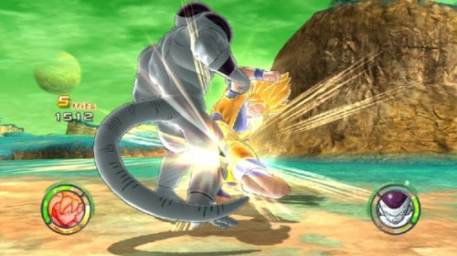 Dragon Ball: Raging Blast 2 galerija