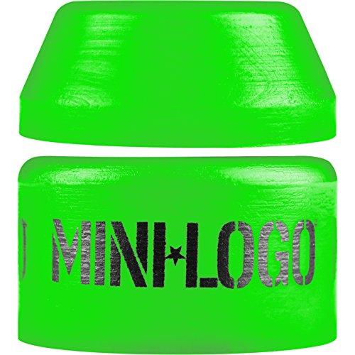 Mini Logo Soft Cone / Barrel Green Bushing Set - 84a (Soft Barrel Bushings compare prices)