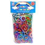 Loom Bandz - Rainbow Colours - Colour...