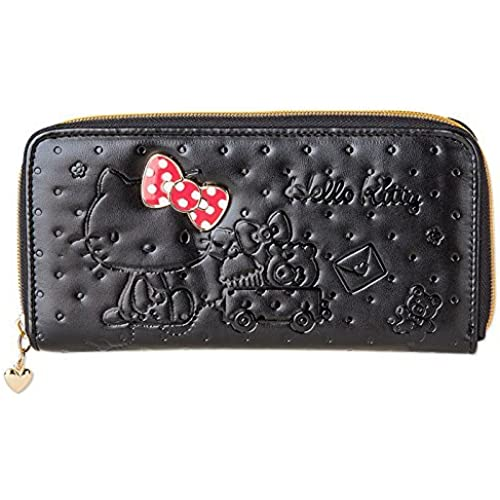 [Hello Kitty] L dot women's purse wallet [병행수입품]-