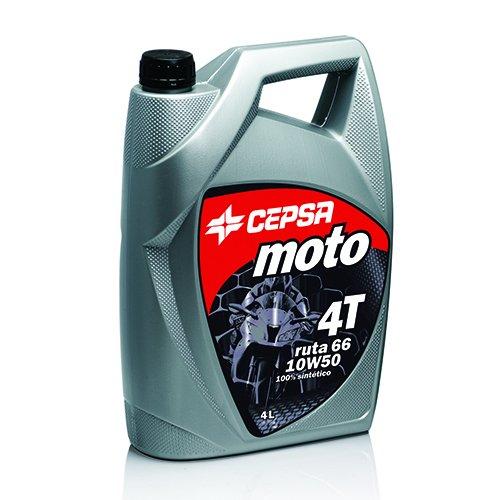 cepsa-512873601-moto-4t-ruta-66-10w50-huile-synthetique-pour-moteurs-a-4-temps-de-motos-4-l