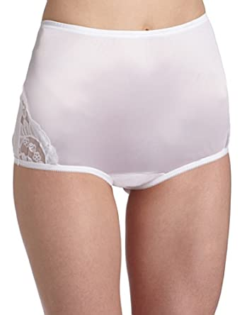 e71bfd00d43b Vanity Fair Women's Perfectly Yours Lace Nouveau Brief Panty #13001