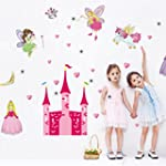 Fairy Wall Stickers - Removable and R...