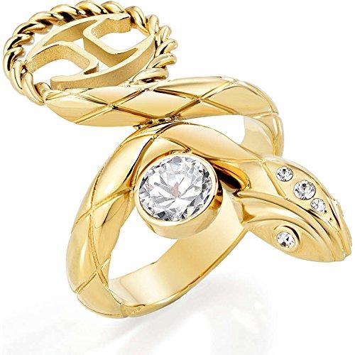 anello donna gioielli Just Cavalli Just Jazz misura 18 casual cod. SCAEL04018