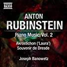 Rubinstein: Piano Music (1852-1894)