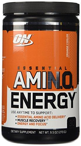 Optimum Nutrition - Essential Amino Energy Orange Cooler - 270g (30 Servings) (Warranty Exchange Return compare prices)