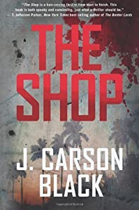 The Shop by J. Carson Black ebook deal