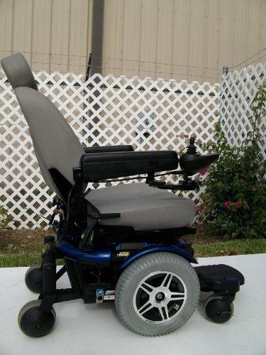 Jazzy 600 Power Chair - Used Electric Wheelchairs (Electric Chairs compare prices)