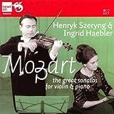 Great Sonatas for Violin