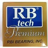 Rbi 6005-2RS Single Row Ball Bearing