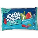 Jolly Rancher Chews in original fruit flavors, Family Size - 1lb 2.6-Ounce bag