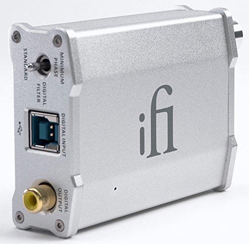 iFi Nano iDSD DAC and Headphone Amp Combo